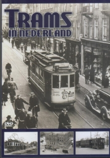 dvd  Trams in Nederland